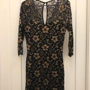 Asos Lace Full sleeve Dress